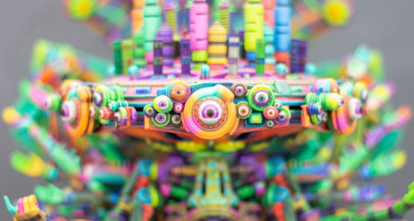 Vrijeme je 3D boja!