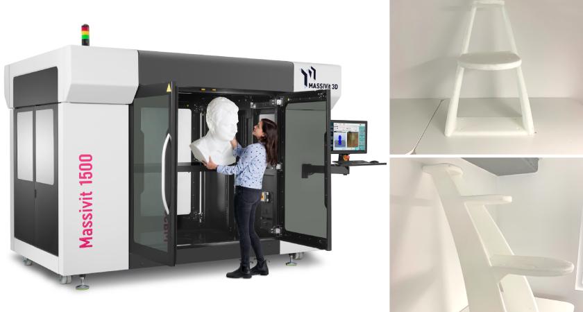Prvi korisnik Massivit 3D pisača u regiji