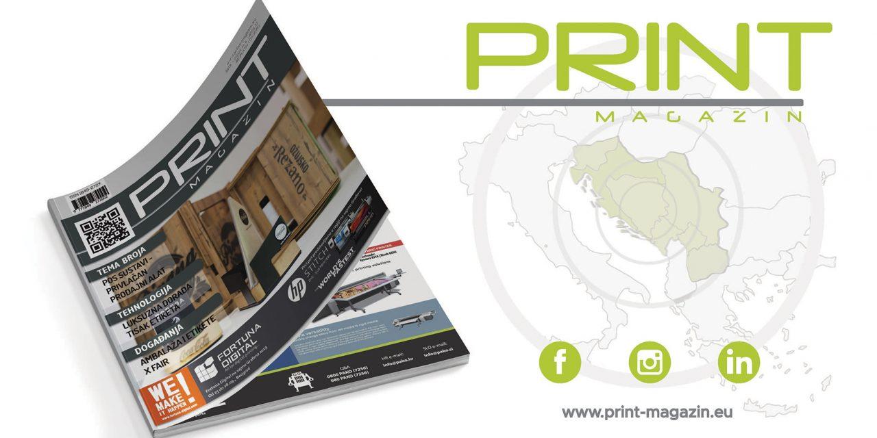 Što se krije iza korica novog Print Magazina?