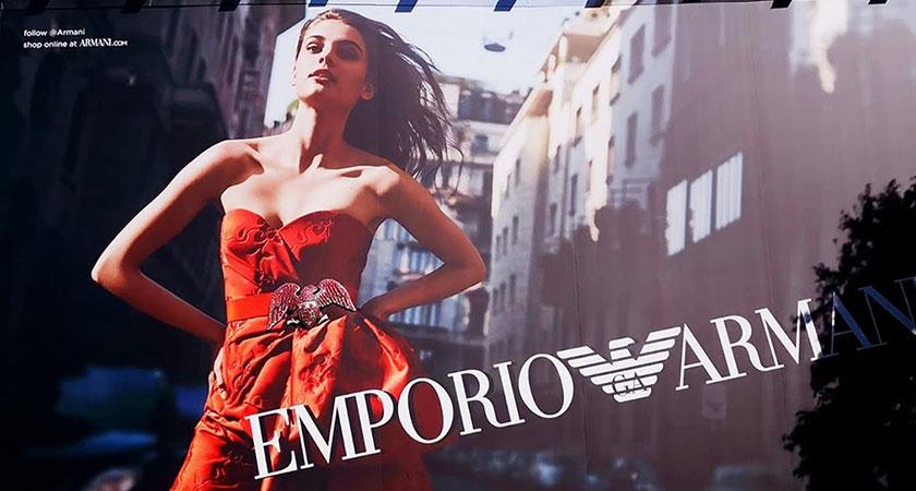 Kreativna suradnja Massivita 3D i modne kuće Emporio Armani