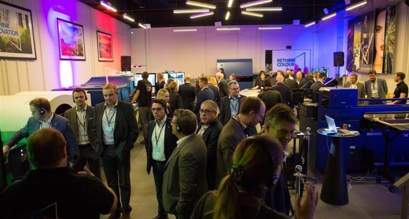 Konica Minolta otvorila najveći europski showroom u Bratislavi